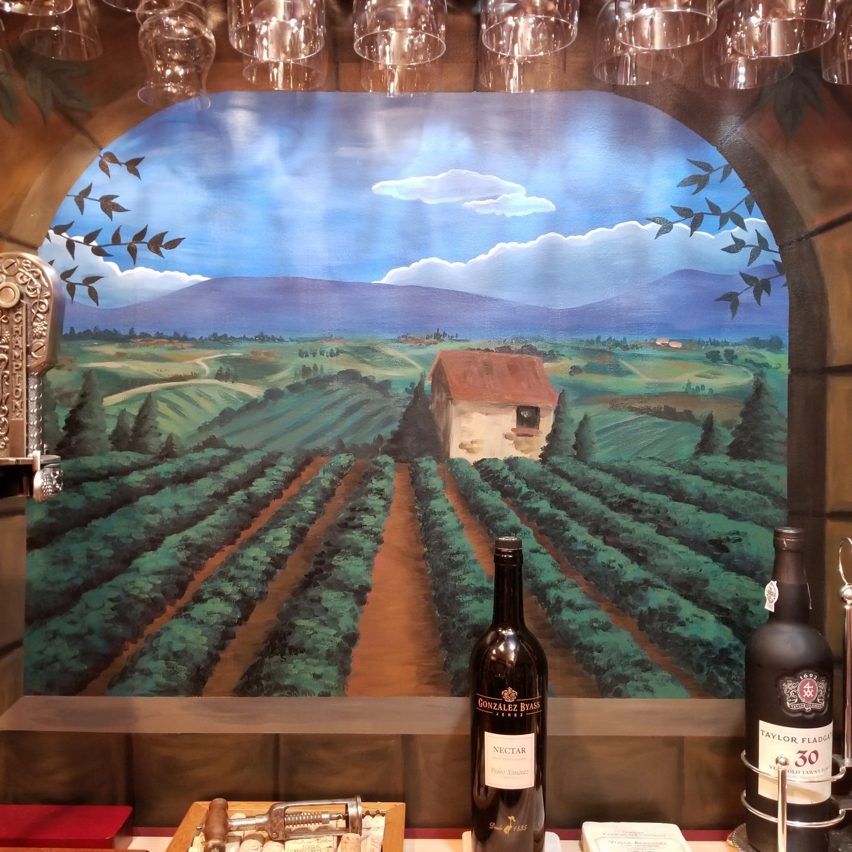 Wine Cellar Redesign